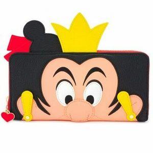 Loungefly Disney Alice in Wonderland Queen of Hear